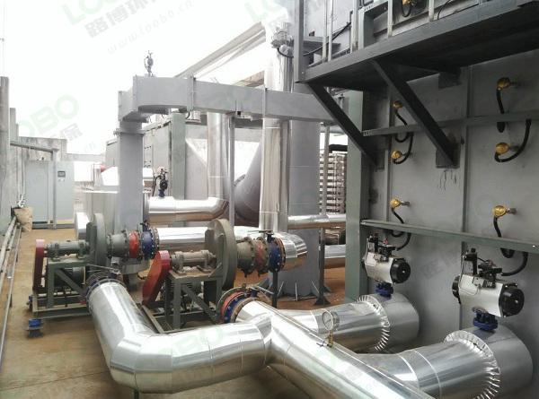 沸石转轮吸附浓缩催化燃烧工艺